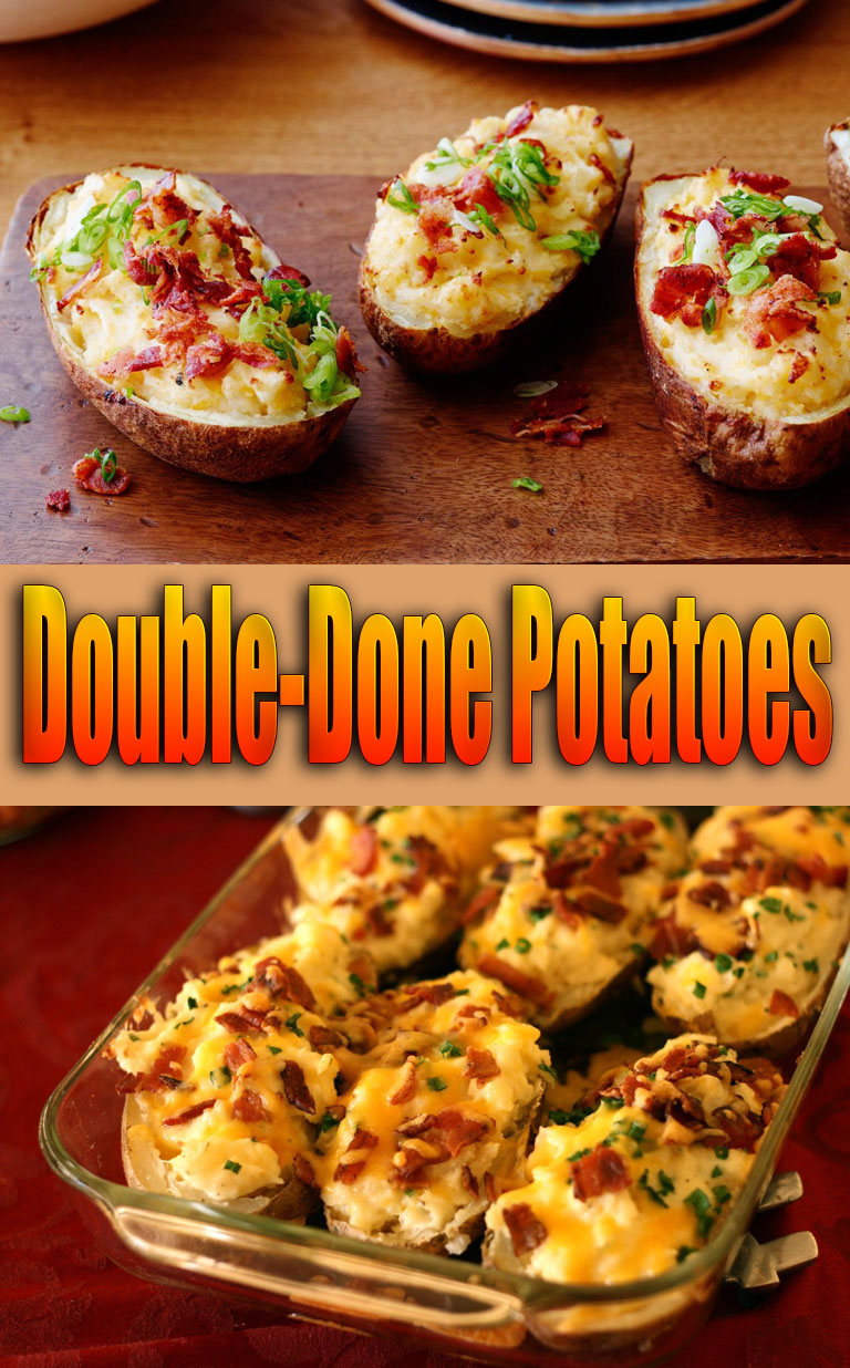 Double-Done Potatoes