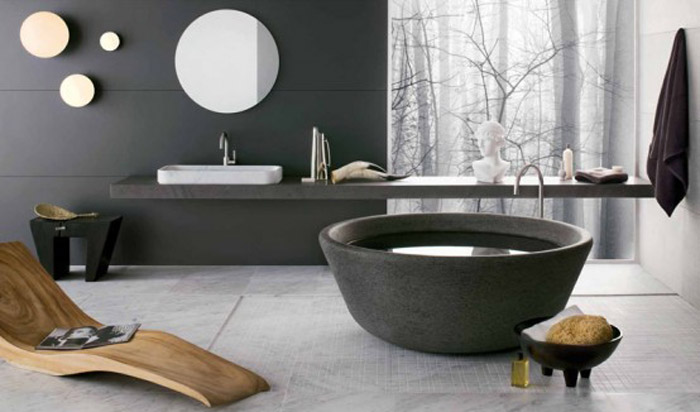 Modern Relaxing Bathroom Ideas