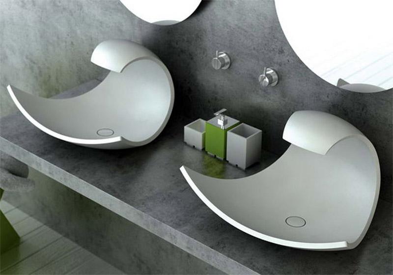 20 Unique and Creative Sink Designs 3