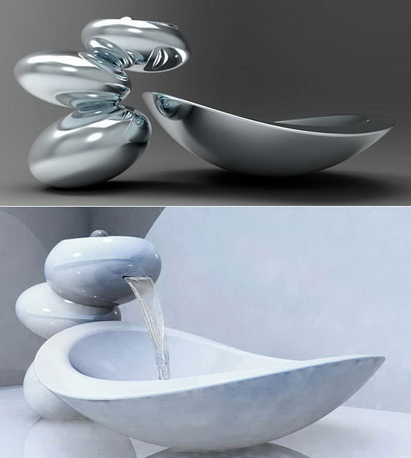 20 Unique and Creative Sink Designs 7