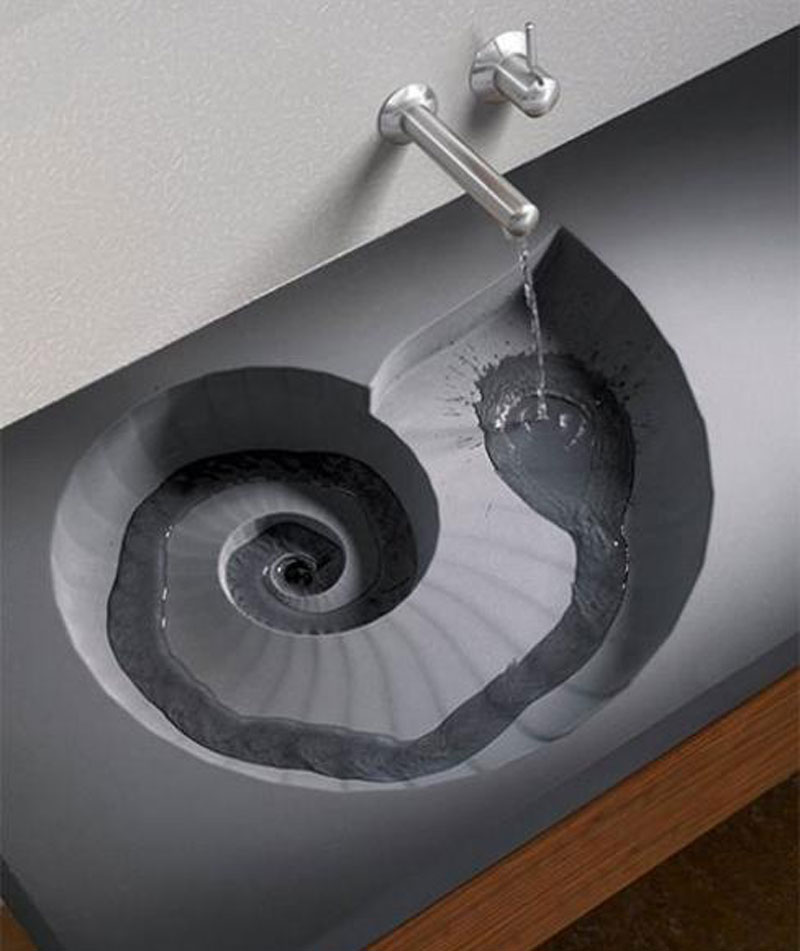 20 Unique and Creative Sink Designs 9