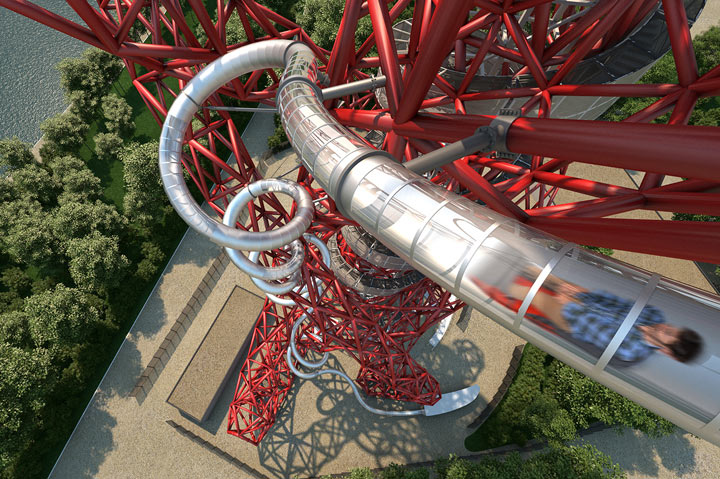 World's Longest Tunnel Slide to Be Built in June