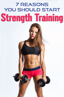 7 Reasons You Should Start Strength Training: