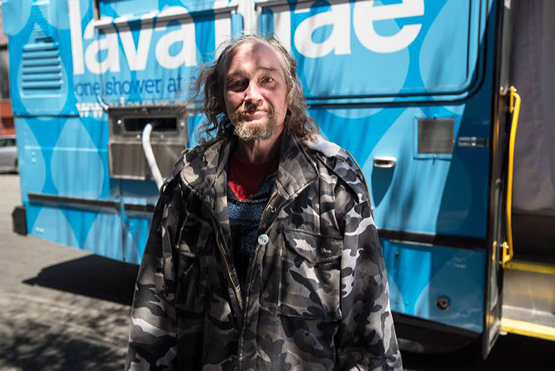 Creating Showers on Wheels for the Homeless