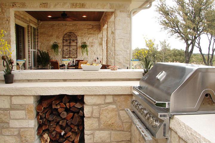 Beautiful Outdoor Kitchen Ideas for Summer