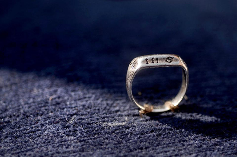 Has France finally reclaimed Joan of Arc's ring? 2