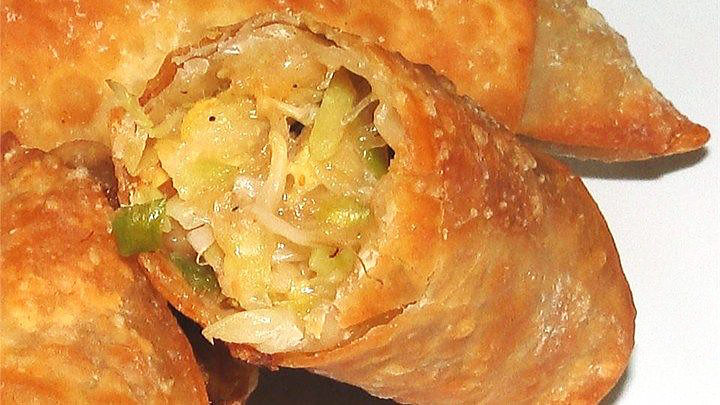 How to Prepare Egg Rolls
