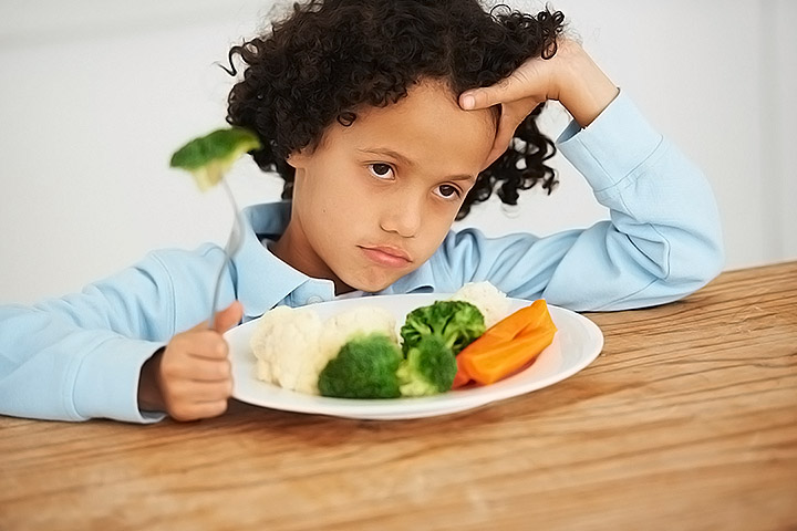 How to to handle a picky eater