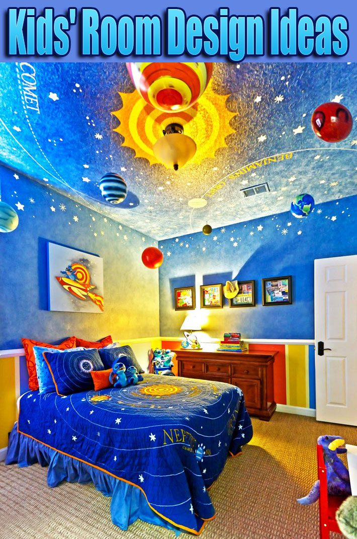 Kidsu0027 Room Design Ideas