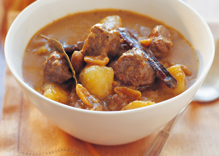 Massaman Curry with Beef