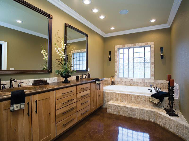 12 amazing master bathrooms designs quiet corner for Master bath pictures