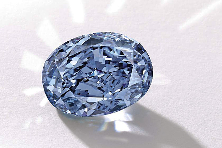 Rare Blue Diamond Could Sell for Over $30 Million at Auction