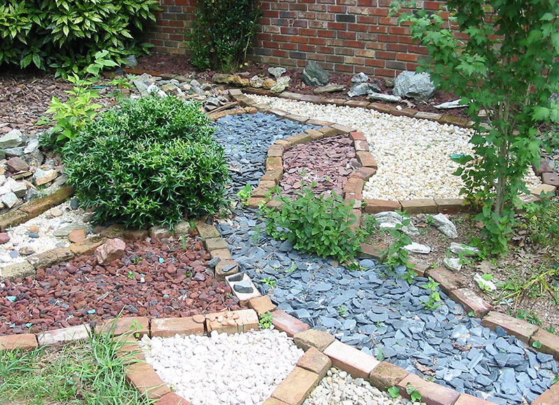 Garden With Rocks And Stones : To your yard with these ideas for landscaping rocks and stones