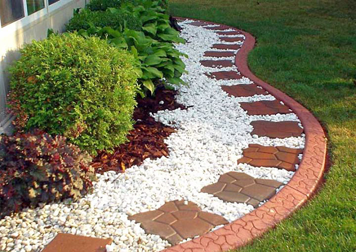 15 Stone Landscaping Ideas