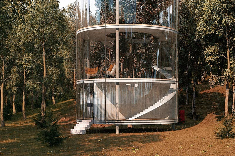 Tubular-Glass-House-Built-Around-Tree-06