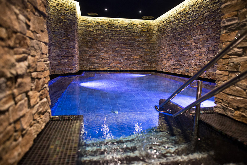 What It's Like Inside THE WELL Spa