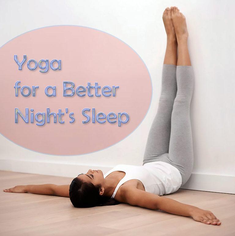 Yoga for a Better Night's Sleep