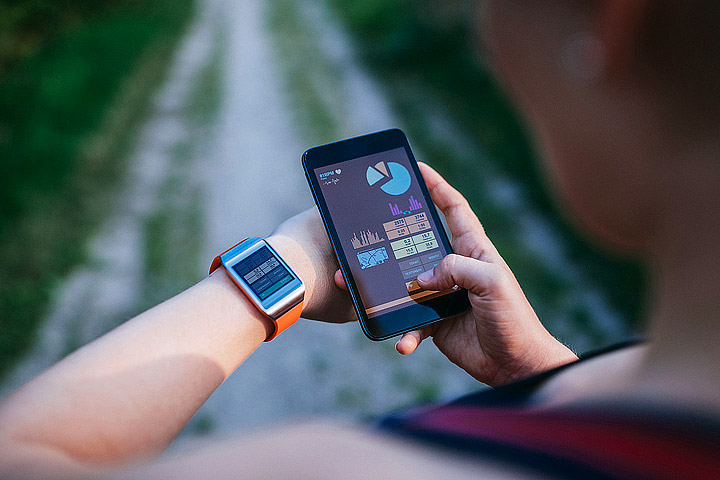 Top 6 fitness apps to help get you in shape