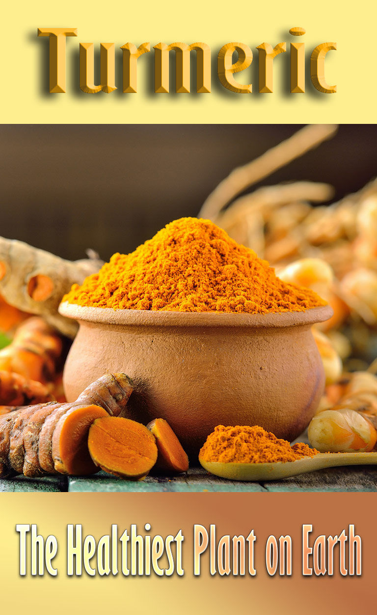 Turmeric - The Healthiest Plant on Earth