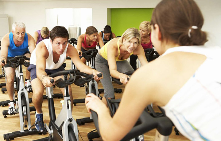 It's Time to Try a Cycle Class