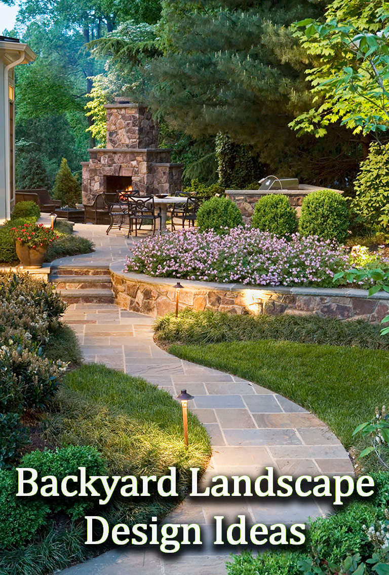 Landscape Ideas For Corners Of Backyards | 2019 ...