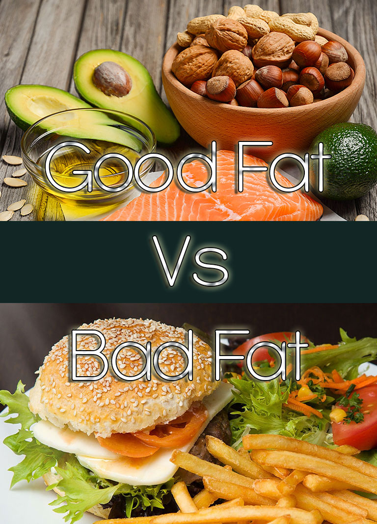 Know What You Eat - Good Fat Vs Bad Fat
