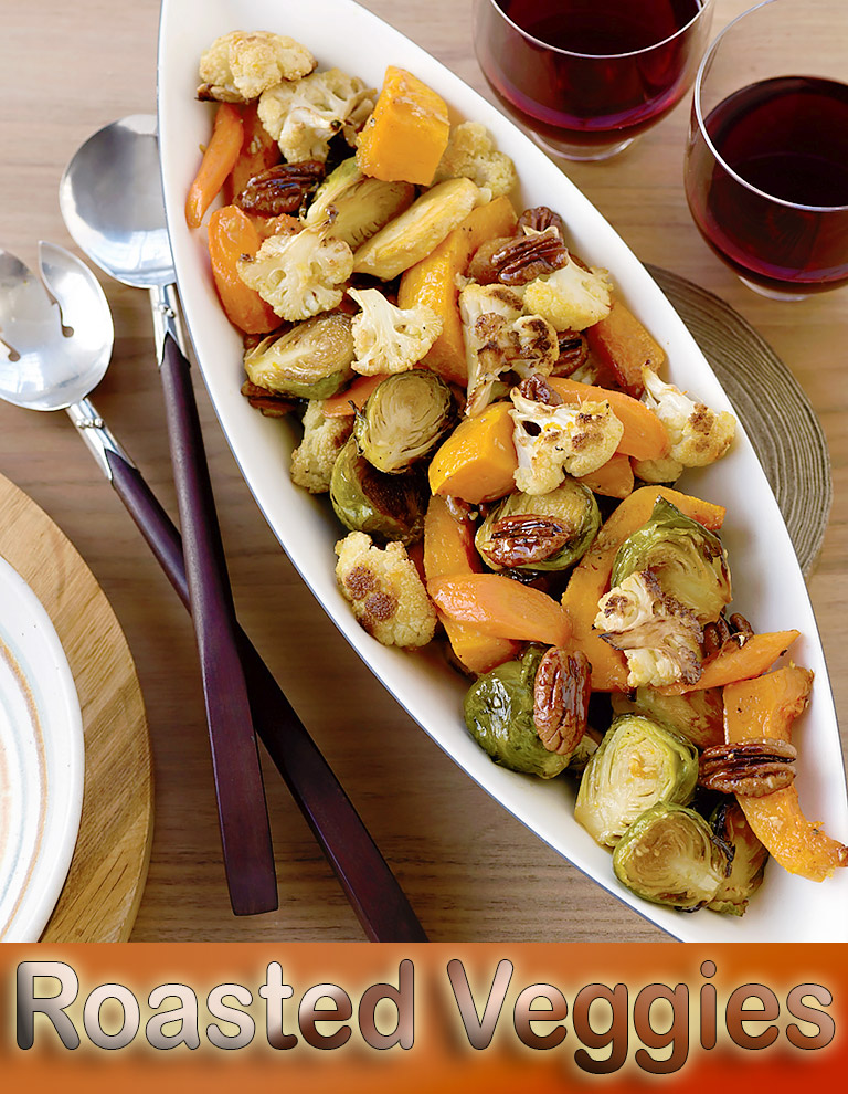 Reasons To Love Roasted Vegetables