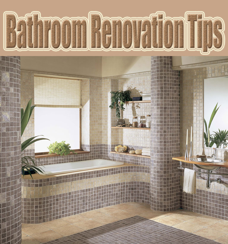 Bathroom Renovation Tips
