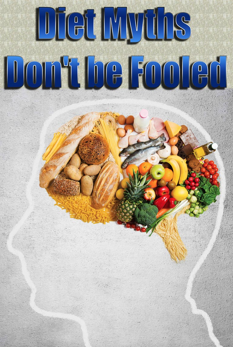 Diet Myths - Don't be Fooled