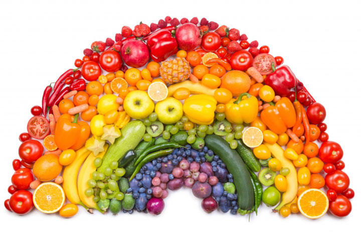 Food Colors of Health