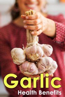 Garlic – Health Benefits