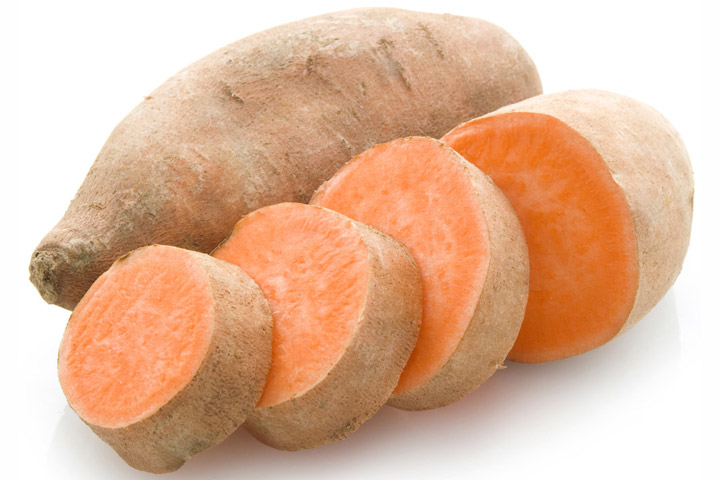 Reasons to Eat More Sweet Potatoes