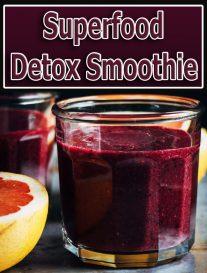 Superfood Detox Smoothie