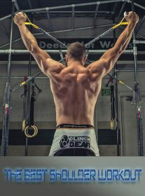 The Best Shoulder Workout 5