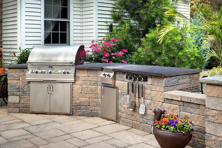 awesome outdoor kitchen designs | Awesome Outdoor Kitchen Designs and Ideas - Quiet Corner