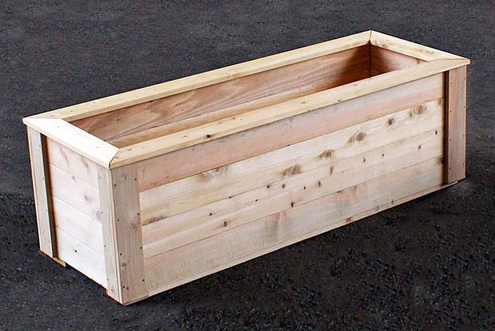 DIY – Cheap Cedar Raised Beds