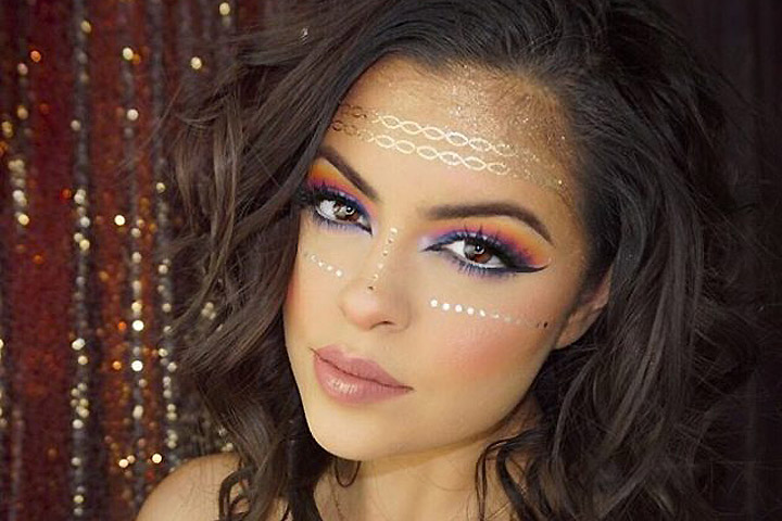 Makeup Looks to Kick Off Coachella