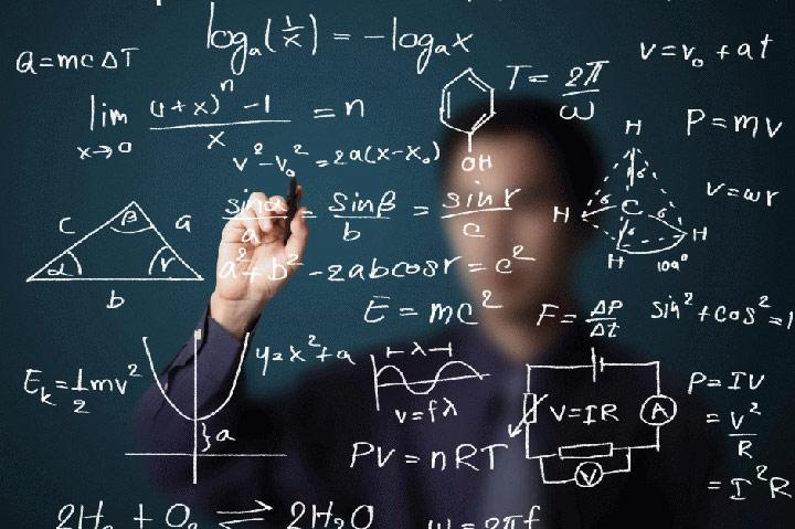 Passenger Fears Professor Doing Math Is A Terrorist