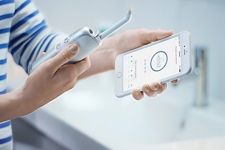 Prophix: Hi-tech Video Toothbrush