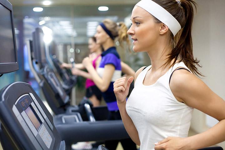 Proper Treadmill Form and Stride