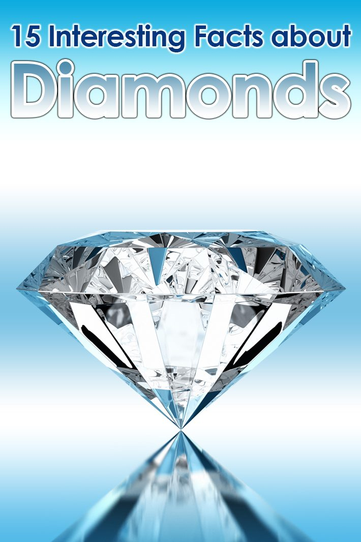 15 Interesting Facts about Diamonds