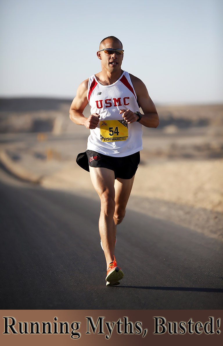 Running Myths, Busted!