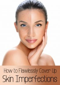 How to Flawlessly Cover Up Skin Imperfections
