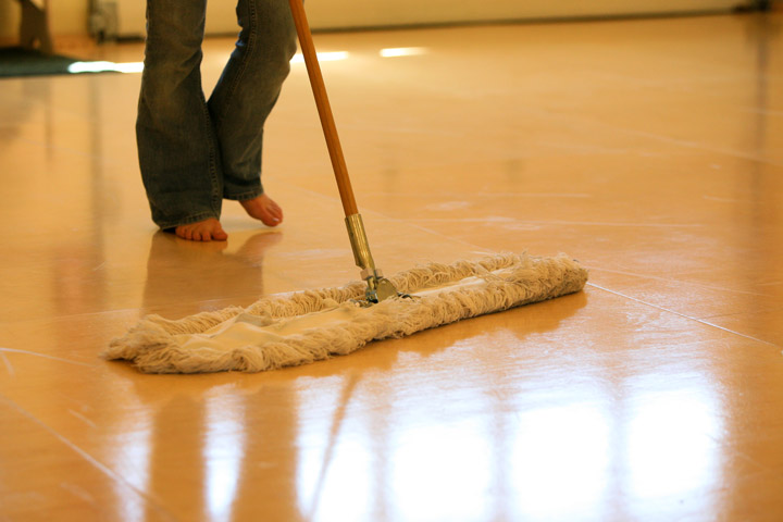 Natural Floor Cleaning