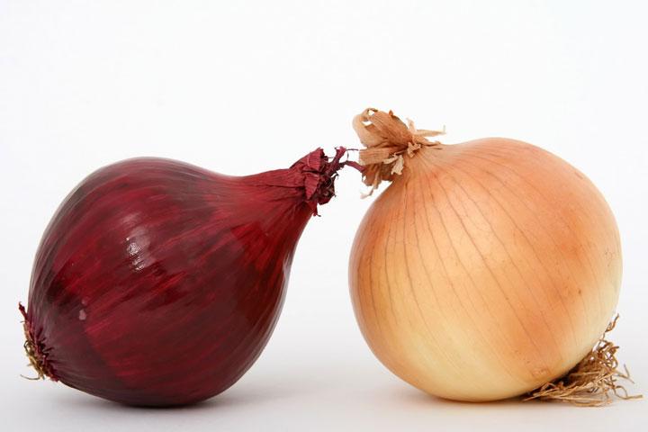 Eating Onions Health Benefits