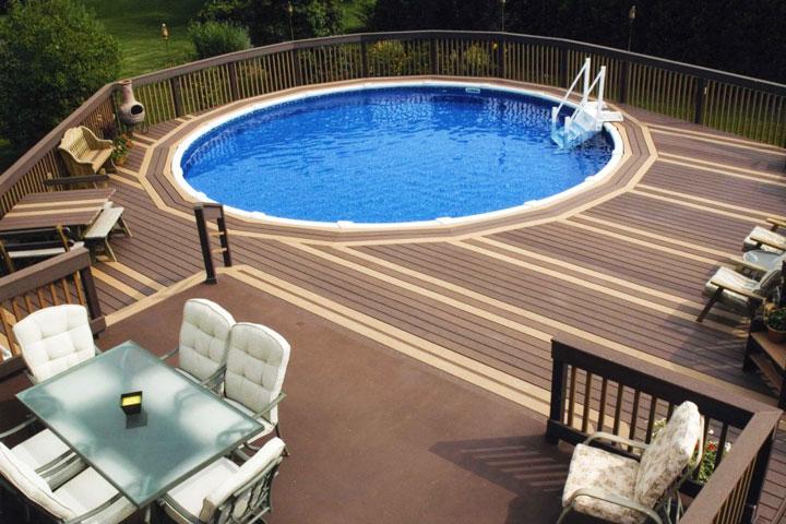 Quiet Corner:Pool Deck Materials Guide - Quiet Corner