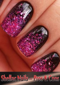 Shellac Nails - Pros & Cons 2