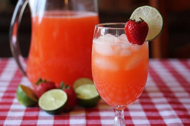 Strawberry Limeade Mix