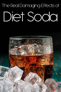 The Real Damaging Effects of Diet Soda