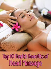 Top 10 Health Benefits of Head Massage